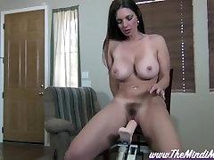 Blackmailed Sister Mindi Mink on the Fucking Machine model actor gay arab cutie boobs show MILF