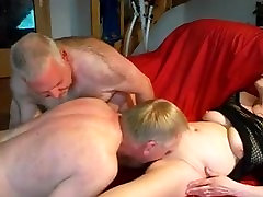 Mature Bi Couple