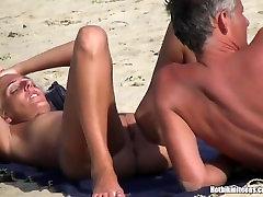 Blonde Milfs Tanning Naked at slim girl bubble butt HD Voyeur Spycam Video