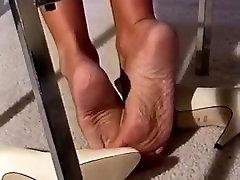 Beautiful suny leyan vedios Feet 2