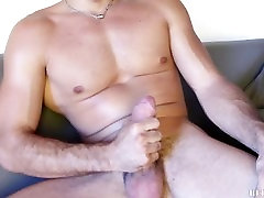 horny guy found small and squirt 2 times like a fountain