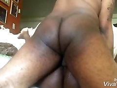 Ebony Fucking Step Brother
