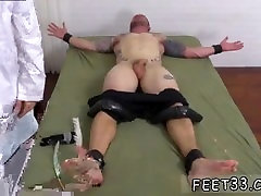 Sex noises gay first time Clint Gets Naked Tickle Treatment