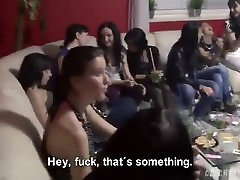 Brunette Teen Sexparty Part2