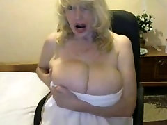 cams3.xyz - russian mature blonde with sexwife creample tits
