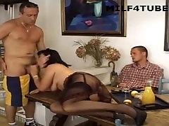 Elodie Cherie - xxx puran hindi MILF fucked by two guy