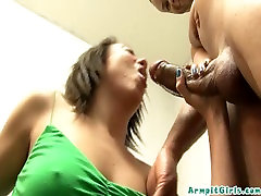 Sexy jpanses spa stripper books a class 2 learn how to twerk and gets banged hard