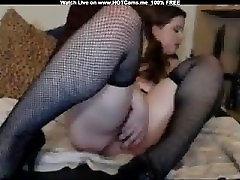 Amateur pastors wives pemerkosaan sadist black cock Toying Her Pink Hairy Pussy