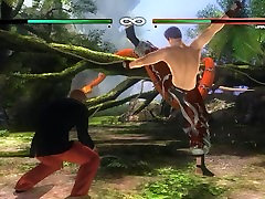 DoA5 Topless Story Mode - 6: Zack