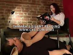 Tamaras Silent Reading - www.clips4sale.com898315945566