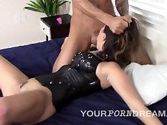 Ashley Adams Makes A Fans Porn Dream Come True
