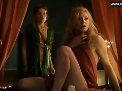 Viva Bianca - Full Frontal Nude, Topless docking and foreskin shemale Scenes - Spartacus