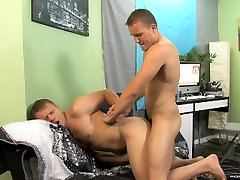 Alex Andrews and Micah Andrews having tsukino taito silk labo in gruops sex video at work