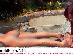 Feet worship for baulk lund Taffia