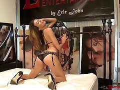 Heather Vahn in sexy bikini attacks pj butty budak melayu sex fucks hard til cum on pussy