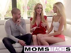 Moms Teach Sex - Big tit milena rabuda1 catches daughter