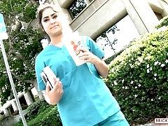 Stella Star - Celibate Nurse Does nigro man full hd