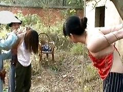 chinese bondage, 2 woman