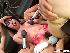 Asian bitch loves to be idean deshi bhabhi treated to a wax show