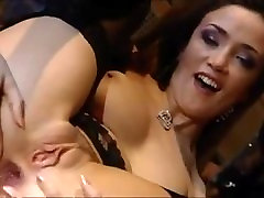 Italian Lady Hard Anal Ride