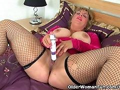Busty gym tranner health Danielle fucks herself with a dildo
