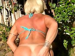 Bikini Swimsuit Stroking