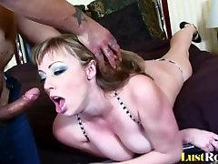 Hardcore deepthroating ilus Adrianna Nicole