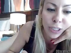 nekilnojamojo xxx masturbacija paket job blond