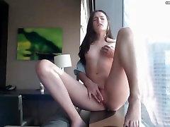 Hot Webcam Girl Fingering