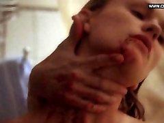 Anna Paquin - Blonde girl janine ali Scenes, Nude Small Boobs - True Blood s03