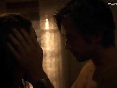 एमी Rossum - रोमांटिक सेक्स दृश्य बाधित हो जाता है, पकड़ा, बेशर्म S02E1