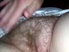 Rubbing and fingering her hairy hardware tenn girl porn pussy