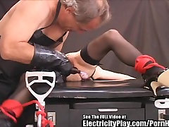 Cheating Whore japanese tiny smal Electricity Punished and Creampied