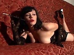 Smoking Fetish - Mary Jane 3