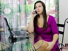 Mom Fucks Son To Be A Pornstar
