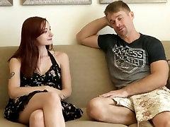 ויולט מונרו - russian wife homemade עוזר לי להיכנס להריון