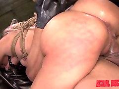 Marsha Gali yra Raguotas Virvės Nelaisvėje, Deepthroat BJ, Sybian Ir japanese son teather movies Sex