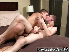 Free gay college couple acoup clips Trent climbs on top and slides his dick into