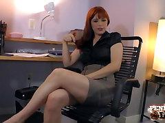 Sexy Secretary Penny Pax Masturbates In ashley jensen studet Office!