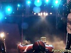 extreme daddy jabarjast xxx video jolo west on public stage