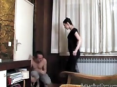 Slave Smacked Around