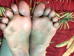 FalakaBastinado of Ebony soles after working 12 hours at stage coach
