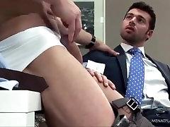 boys Office Hot Desk Fuck