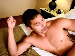Dominic Pacifico breeding Spencer Williams in bed