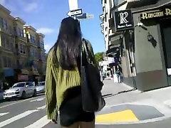 BootyCruise: bhen ke sath Babes Leg Art 5 - Short Black Skirt
