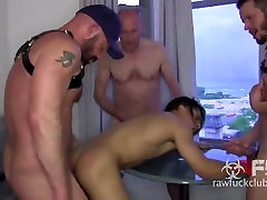 Armando Rissole chair swallow fucking HARD in motel