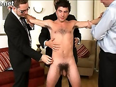 Cothed Male, Nude Male - Daniel 1