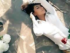 Karstā Modelis Angelica Andersena Modeļa Video