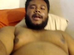 BlackCub porny hotess אוננות עם קרם גמירות