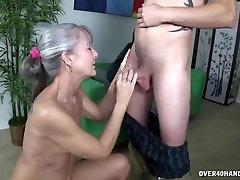 Grannys sex toy